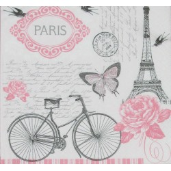 Servetten Parisian Bicycle